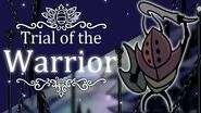 Trial of the Warrior Hollow Knight