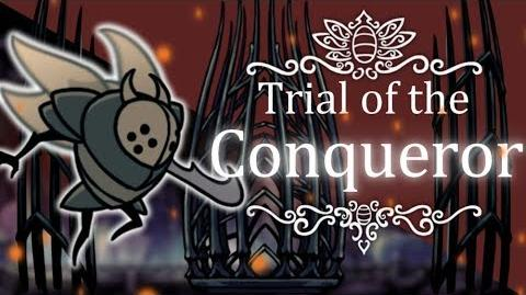 Trial of the Conqueror