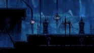 City of Tears Lift Entrance