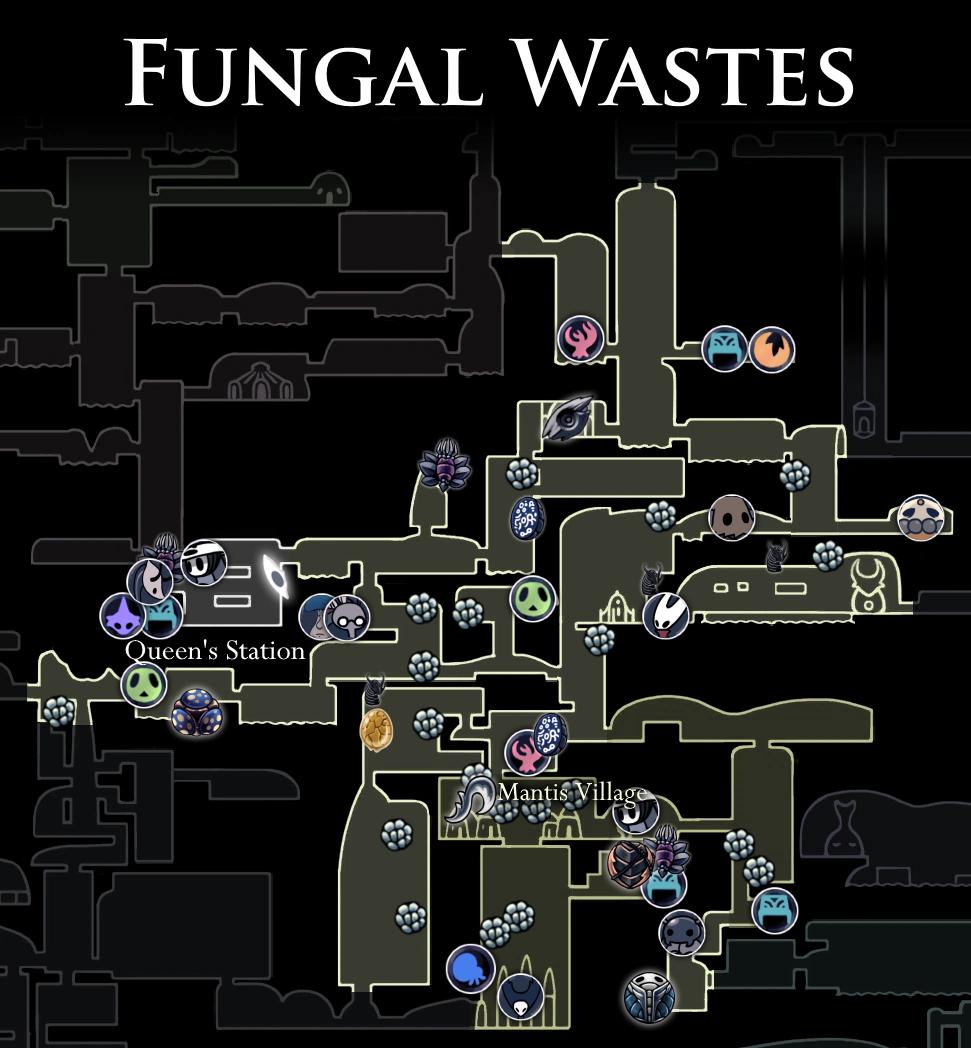 Fungal Wastes