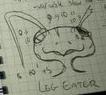 Leg Eater sketch