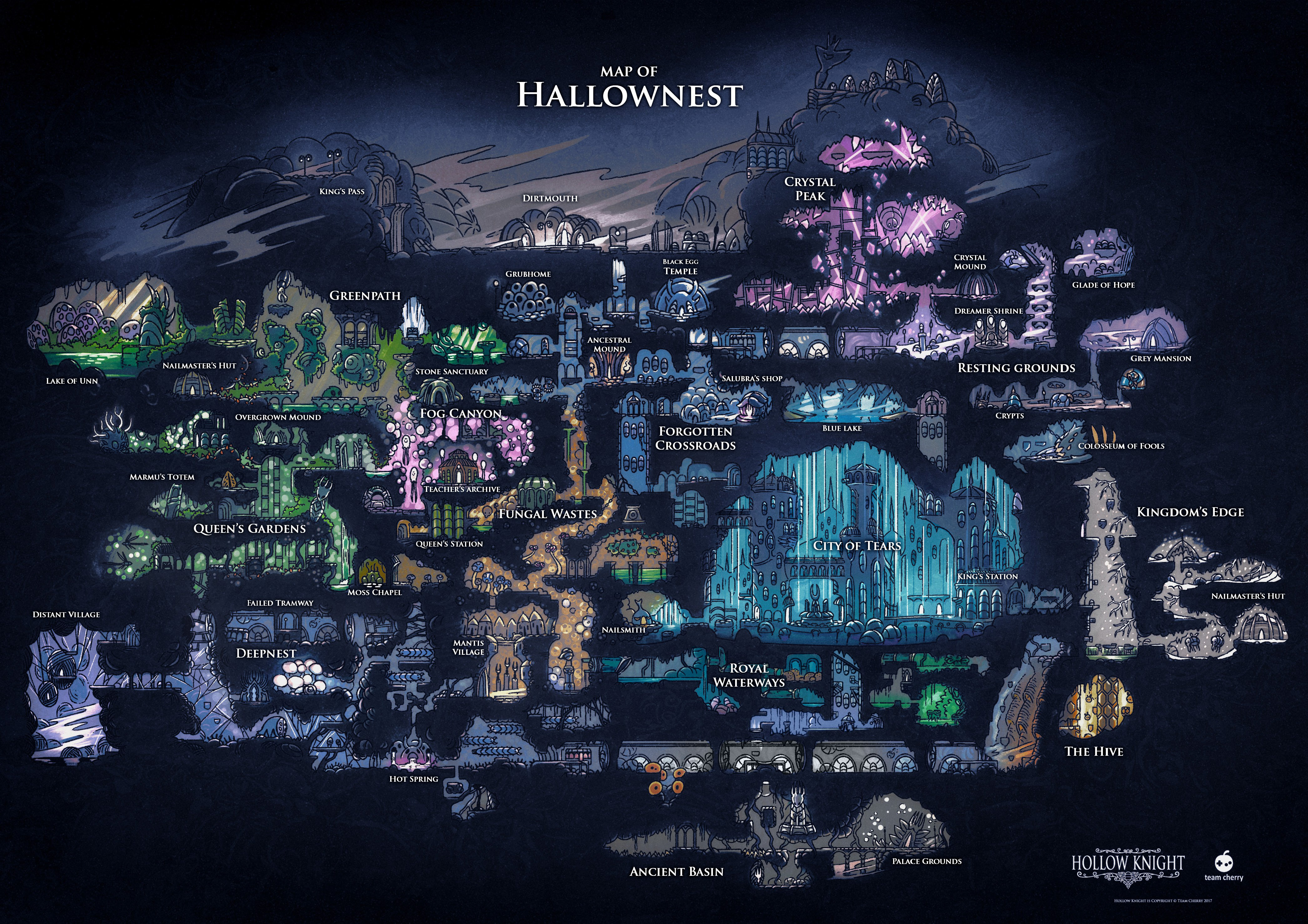 Hallownest