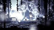 Escena PoP - el Hollow Knight y el Rey Pálido