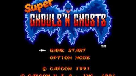 Super Ghouls 'N Ghosts (SNES) Music - Stage 04-1546357172