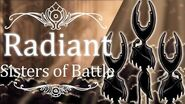 Sisters of Battle Radiant (Hitless) Hollow Knight