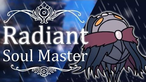 Soul Master Radiant (Hitless) Hollow Knight