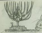 Beast's Den Shrine Sketch