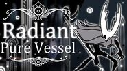 Pure Vessel Radiant (Hitless) Hollow Knight
