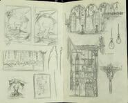 Aris Sketchbook 18