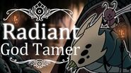 God Tamer Radiant (Hitless) Hollow Knight