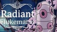 Flukemarm Radiant (Hitless) Hollow Knight