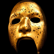 Danny second mask