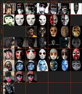 Mask history