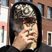 Charlie Scene first mask
