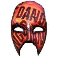 Deuce I Came to Party mask
