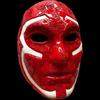 Johnny 3 Tears V mask red