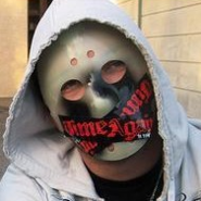 Johnny 3 Tears first mask
