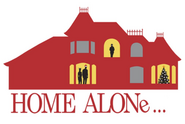 Home Sweet Home Alone - official film logo