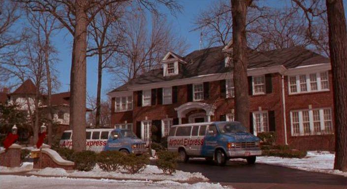 Mccallister House Home Alone Wiki Fandom