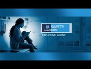 Kids Home Alone - Justice Network BeSafe Safety Tips