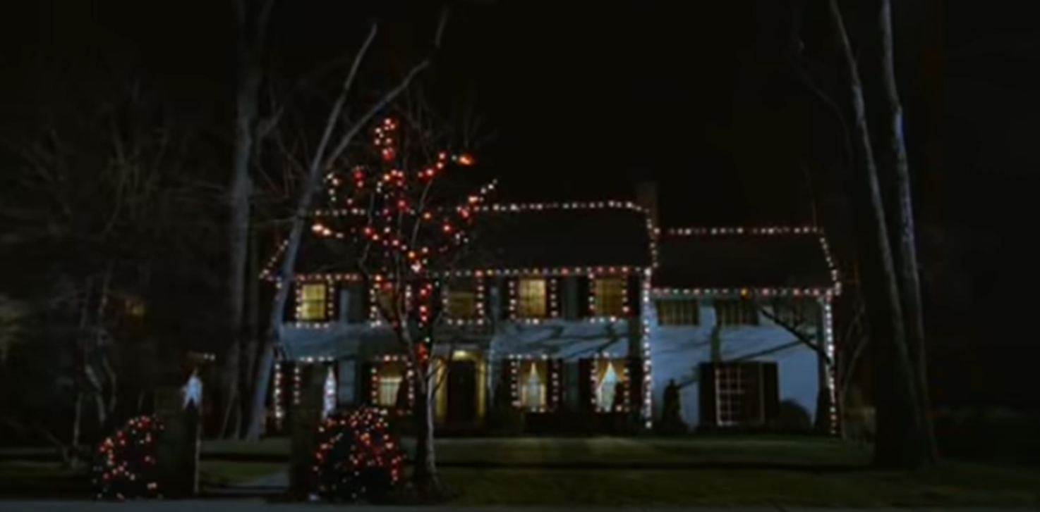Mccallister House Home Alone Wiki Fandom
