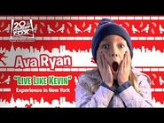 Home Alone 2 - Ava Ryan Lives It Up Like Kevin In New York - Fox Family Entertainment
