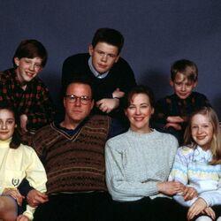 McCallister family
