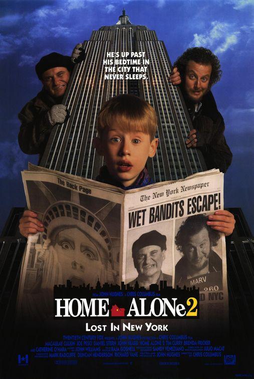 Home Alone 2 Lost In New York Home Alone Wiki Fandom
