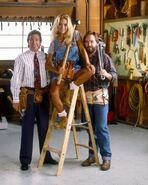 Tim, Lisa and Al