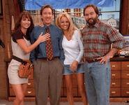 Heidi, Tim, Lisa and Al