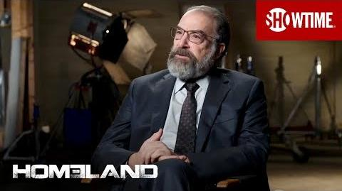 Mandy Patinkin on Saul Berenson in Season 7 Homeland SHOWTIME