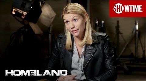 Claire Danes, Mandy Patinkin & Cast on Season 7 Homeland SHOWTIME
