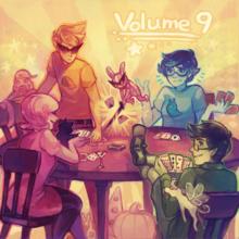 Homestuck Vol. 9 Album cover-1-.png