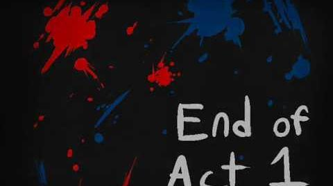 End of Act 1