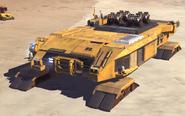 Coalition Artillery Cruiser