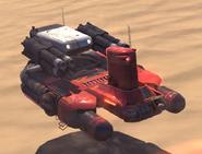 Gaalsien Missile Ship