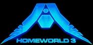 Homeworld 3 logo