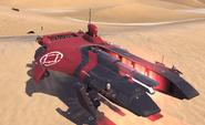 Gaalsien Honorguard Cruiser