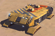 Coalition Battlecruiser