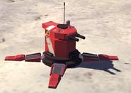 Soban Armed Logistics Module