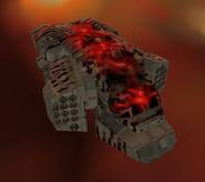 Beast missile corvette