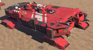 Soban Battlecruiser