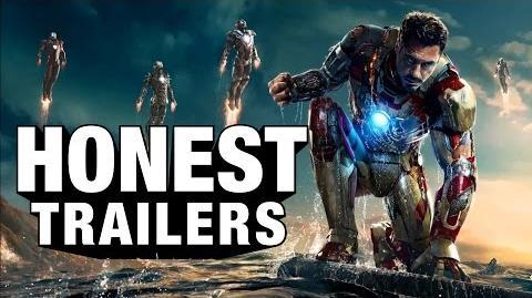 Honest Trailer - Iron Man 3