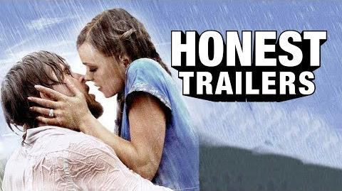 Honest Trailer - The Notebook