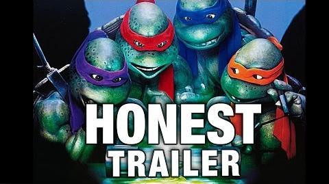 Honest Trailer - Teenage Mutant Ninja Turtles 2: The Secret of the Ooze