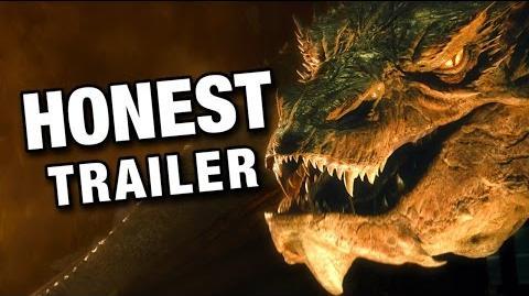 Honest Trailer - The Hobbit: The Desolation of Smaug