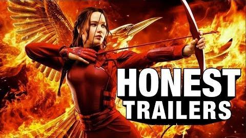 Honest Trailer - The Hunger Games: Mockingjay Part 2