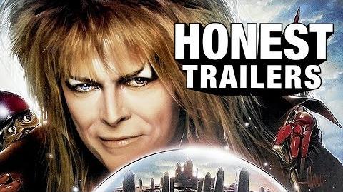 Honest Trailer - Labyrinth