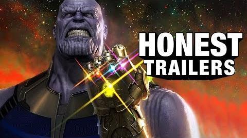 Honest Trailer - Avengers: Infinity War