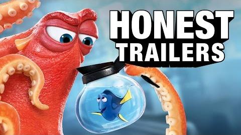 Honest Trailer - Finding Dory